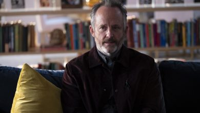 'In Treatment' star John Benjamin Hickey on Colin's final therapy session