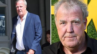 'My days in employment must be numbered' Jeremy Clarkson shares fears over losing his job