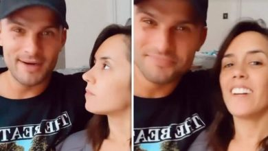 'Nervous and excited' Janette and Aljaz make announcement after pregnancy speculation