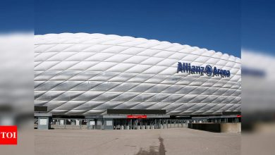 14,000 fans allowed for Euro 2021 matches in Munich's Allianz Arena | Football News - Times of India