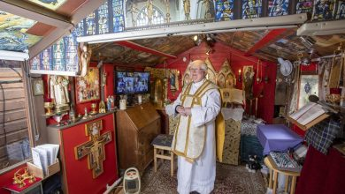 Shed of the Year goes to a Catholic oratory, a shed/castle, a bra-fitting boutique or, could it be, you? –Scotsman says