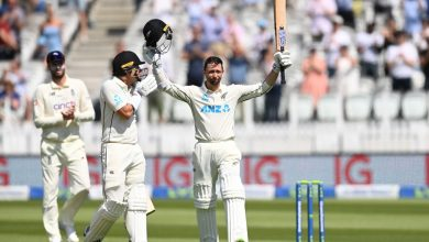 ENG vs NZ Live Score, 1st Test, Day 2 Today's Match: Rory Burns, Joe Root Steady England