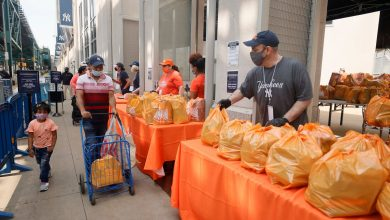 Stimulus Checks Dramatically Reduced Hunger and Hardship, Census Data Shows