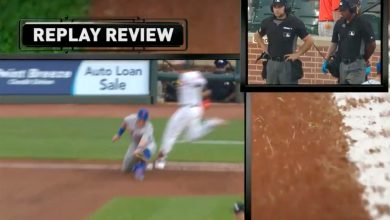 Gary Cohen blasts 'pathetic' instant replay after blown Mets call