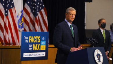 Gov. Baker to Announce Initiative to Boost Vaccinations in Mass.