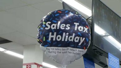 Mass. Sales Tax Holiday Would Be Aug. 14-15 Under Legislature's Plan
