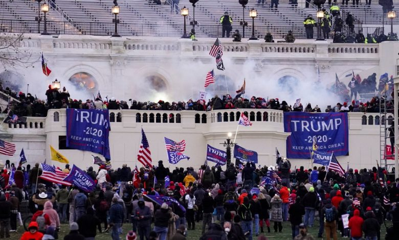 'Rats Get Bats': Boston Police Investigating If Officers Made Capitol Riot Posts