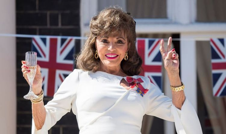 Joan Collins' Brexit summary sends brutal message to moaning Rejoiners: 'Seize the day!'