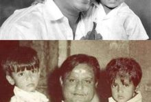 Happy Father's Day - Beautiful pics of sandalwood celebs with their daddy dearest