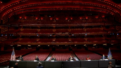 15 Months Later, Radio City Reopens With Dave Chapelle