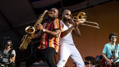New Orleans Jazz Festival Lineup Revealed