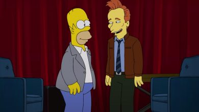 Watch Homer Simpson conduct Conan O'Brien's Network exit interview