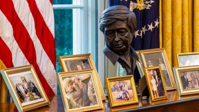 Cesar Chavez's Legacy Lives on in Biden's Staff, Oval Office