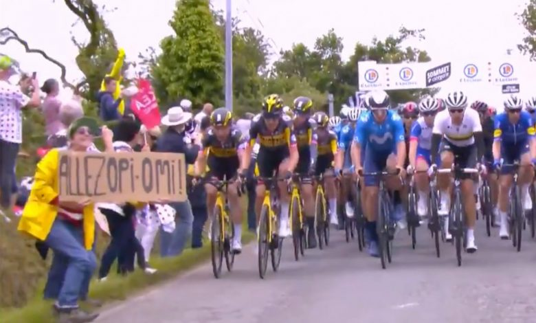 Oblivious fan who caused massive Tour de France crash may have fled country