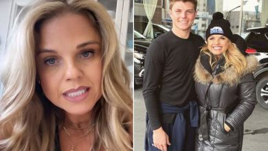 Zach Wilson's mom Lisa lashes out at 'd–ks' who stole purse at daughter's wedding