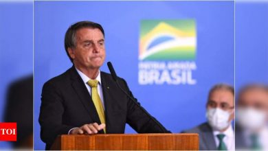 Brazil's Bolsonaro under fire after vaccine deal allegations - Times of India