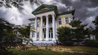 221-year-old abandoned 'Notebook' mansion has TikTok in a tizzy