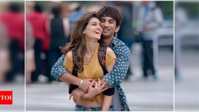 4 years of 'Raabta': Kriti Sanon gets nostalgic; says her 'Raabta' with Sushant Singh Rajput and Dinesh Vijan was meant to be - Times of India