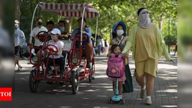 A third child? No, thanks, say young Chinese - Times of India