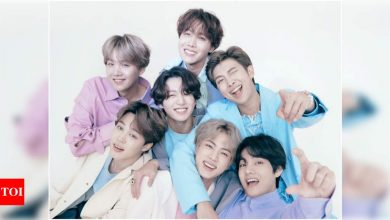 ARMY celebrate #8YearsOfBTS; pour in heartfelt wishes for the Korean boy band - Times of India