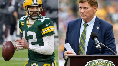 Aaron Rodgers drama has 'divided' the Packers fan base
