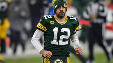 Aaron Rodgers is officially a Packers holdout