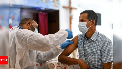 Abu Dhabi opens up free Covid-19 vaccines to tourists - Times of India