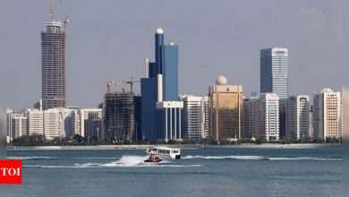 Abu Dhabi restricts many public areas to those free of Covid - Times of India