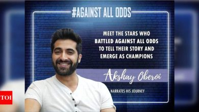 #AgainstAllOdds! Akshay Oberoi: I am so scared that the phone, which keeps ringing continuously right now, will stop someday - Times of India