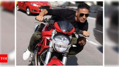Akshay Kumar addresses speculation about starring in 'Dhoom 4' - Times of India