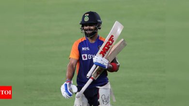 'All in the head': Virat Kohli on lack of preparation time for WTC final | Cricket News - Times of India