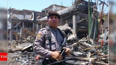 Alms for terror: Indonesian extremists finance jihad with charity - Times of India