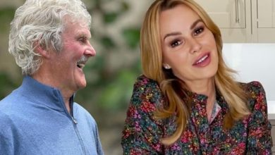 Amanda Holden speaks on relationship with dad as fans are left confused over his identity