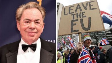 Andrew Lloyd Webber's Brexit fury with House of Lords for ignoring 'will of people'