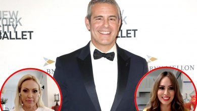 Andy Cohen Reveals Another Real Housewife is Returning to Their City and Addresses Braunwyn Windham-Burke and Kelly Dodd's Exits From RHOC