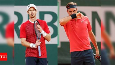 Andy Murray backs Roger Federer's 'sensible decision' to pull out of French Open   Tennis News - Times of India