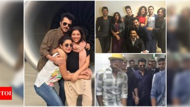 Anil Kapoor celebrates 6 years of 'Dil Dhadakne Do' with a BTS video montage - Times of India