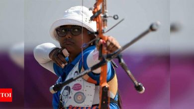 Archery: Fancied Indian women's recurve team fails to qualify for Olympics   More sports News - Times of India