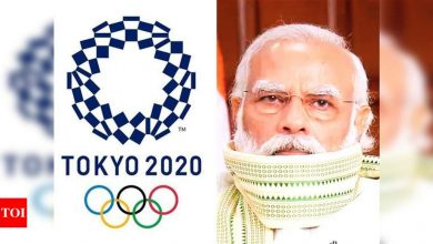 Athletes thank PM Narendra Modi for encouraging India's Olympic-bound contingent | Tokyo Olympics News - Times of India
