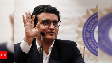BCCI given time till June 28 to take call on hosting T20 World Cup: Sourav Ganguly   Cricket News - Times of India