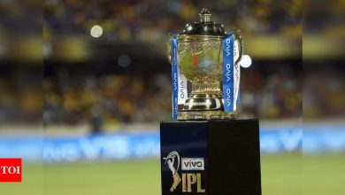 BCCI willing to wait on decision to include two franchises for IPL 2022 | Cricket News - Times of India