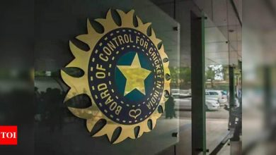 BCCI won't bid for ICC events post 2023 unless hosting fee is increased   Cricket News - Times of India