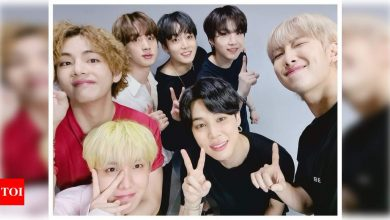 BTS' 'Butter' debuts at No 1 spot on Billboard Hot 100 chart; ecstatic K-Pop stars say 'thank you ARMY' - Times of India