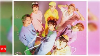 BTS celebrate Butter's No 1 debut on Billboard Hot 100 charts with ARMY; release special behind the scenes photos - Times of India