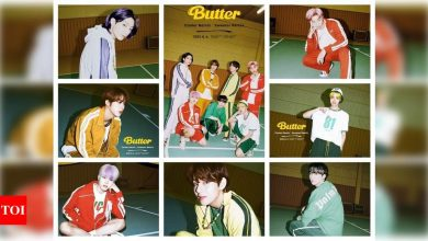 BTS drop two new Sweeter and Cooler 'Butter' remix tracks - WATCH - Times of India