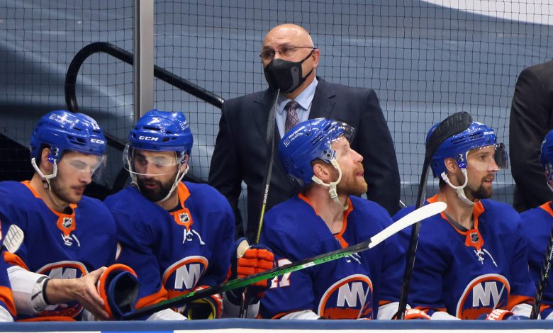 Barry Trotz's approach to critical Islanders-Bruins line matchups