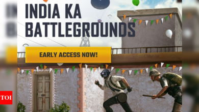 Battlegrounds Mobile India update brings fix for map downloading issue: Here's how to apply the patch - Times of India