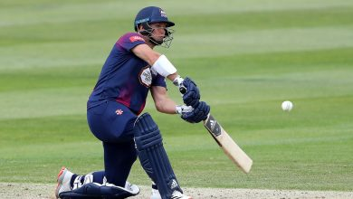 Ben Curran takes down Ben Stokes to inspire Northants win as Sam and Tom watch on from afar