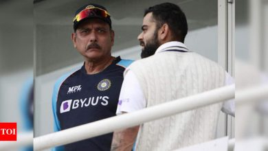 Better team won in the conditions: Shastri on New Zealand's WTC triumph | Cricket News - Times of India