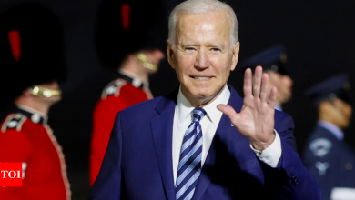 Biden to lay out covid-19 vaccine donations, urge world leaders to join - Times of India